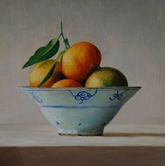 how to paint still life // Karl Zipser