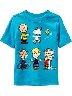 Peanuts© Graphic Tees for Baby