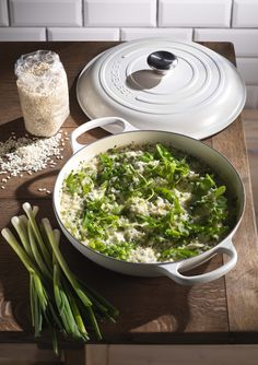 Le Creuset Signature Cast Iron shallow casserole dish in cotton http://www.go-electrical.co.uk/le-creuset-cast-iron-shallow-casserole-dish.html - from £160