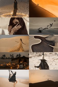 desert witch aesthetic (more here)