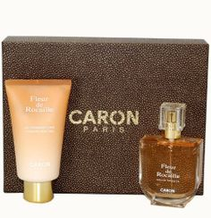 Fleur D Rocaille By Caron For Women. Gift Set ( Eau De Toilette Spray 3.3 Oz+ Hydrating Body Milk 5.0 Oz). by Caron. $49.99. This item is not for sale in Catalina Island. Packaging for this product may vary from that shown in the image above. Launched by the design house of Parfums Caron in 1933, FLEUR DE ROCAILLE PERFUME is classified as a sharp, flowery fragrance. This feminine scent possesses a blend of green and crisp, aromatic and elegant bouquet. It is recommended for ca...