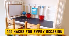Household tips ... 100 hacks for every occasion