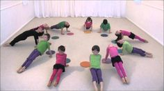 From Yoga to Dance for Kids - Kaleidoscope Sequence