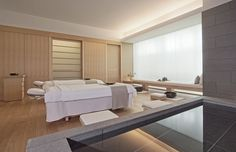 Aman Tokyo, Tokyo, 2014 - Kerry Hill Architects