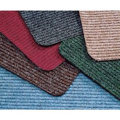 Kempton Mat - 50 x 80cm at Homebase -- Be inspired and make your house a home. Buy now.