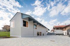 Town Hall, Maitenbeth - Meck Architekten