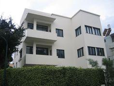 Museum of Bauhaus ~ Bialik Street, Tel Aviv-Yafo [Ron Arad]