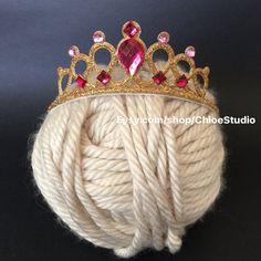Aurora CrownAurora HeadbandSleeping Beauty by ChloeStudio on Etsy