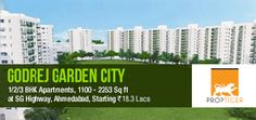 Godrej city project offers the best of facilities and rich apartments