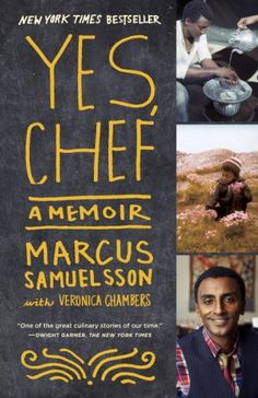 Amazon.com: Yes, Chef: A Memoir eBook: Marcus Samuelsson, Veronica Chambers: Books