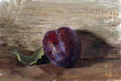 Julian Merrow-Smith, Plum and leaf