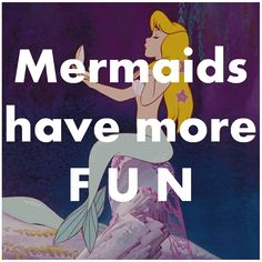 Cause I am a mermaid and I have way more fun Unicorns And Mermaids, Real Mermaids, Mermaids And Mermen, Sirens, Living Dead Clothing, Mermaid Quotes, Mermaid Tale, Mermaid Mermaid, Mermaid Beach