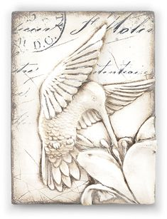 Sid Dickens Memory Blocks are hand crafted plaster, finished to a porcelain-like quality, cracked to create an aged look and feel.
