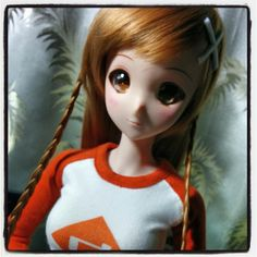 Mirai Suenaga Smart Doll by im_Liri
