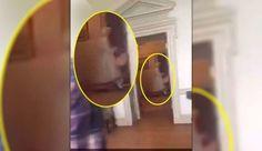 (adsbygoogle = window.adsbygoogle || []).push();   Danielle Hyde, de 21 años, y Savanna Brown, de 23 años, son dos jóvenes que fueron testigos de una escena aterradora cuando grabaron por accidente lo que aparentemente sería el fantasma de una mucama, mientras visitaban el Palacio...
