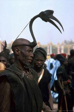 Africa | Grand Durbar, Kaduna, Nigeria | ©Michel Renaudeau