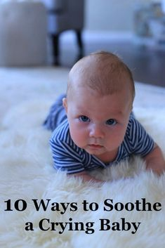 How to soothe and calm a newborn baby or infant that is crying, fussy or has colic without holding him. These parenting tips are perfect for new moms #momblog #parenting #baby #momhacks #newbornbaby Lamaze Classes, Third Baby, Baby Arrival, After Baby, Pregnant Mom, First Time Moms, Baby Needs, Baby Hacks, Baby Tips