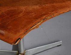 Køb og sælg moderne, klassiske og antikke møbler - Arne Jacobsen 1902-1971. Oxfordstol, model 3272. Denne vare er sat til omsalg under nyt varenummer 2590797 - DK, Herlev, Dynamovej
