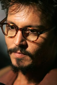 """You can close your eyes to the things you don't want to see, but you can't close your heart to the things don't want to feel"" Johny Depp"