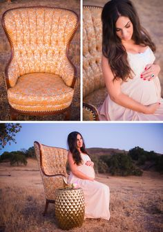 Boho Glam Maternity Styled Shoot by The Yodsukars {Photographic & Cinematic} - The Indie Tot