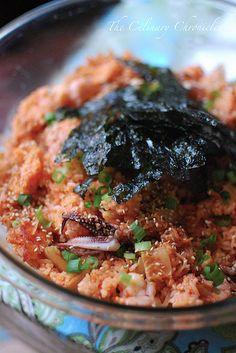 Recipe: Kimchi Bokkeumbap - Korean Kimchi Fried Rice by The Culinary Chronicles