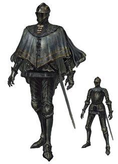 Sir Vilhelm from Dark Souls III