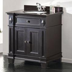 Single Sink Vanities on Hayneedle - Single Sink Vanities For Sale