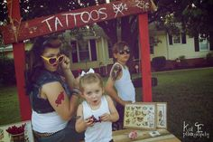 Tattoo Stand and Other Lemonade Alternatives