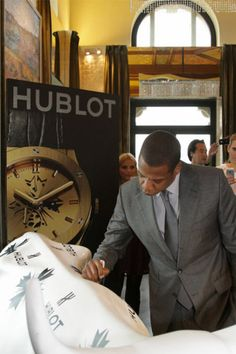 Jay Z expands his luxury line: Shawn Carter Watches by Hublot
