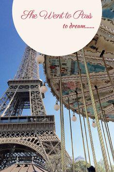 25 reasons to go to Paris..........