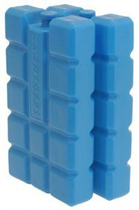 Lot de 2 accumulateurs à froid – bleu – chaque 400 g – élément de refroidissement – Tapis de refroidissement – parfait pour votre sac…