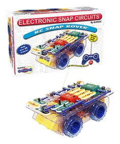 Take a look at this Snap Circuits RC Rover Set by Snap Circuits on #zulily today!