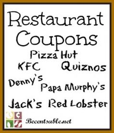 Pizza hut coupon code 50 off coupon pinterest coupon codes restaurant coupons kfc pizza hut papa murphys and more fandeluxe Choice Image