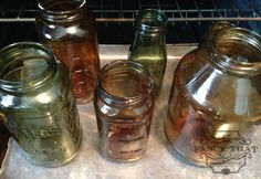 Calling all spaghetti sauce jars, jelly & jam jars, pickle jars and more! For some reason, I am always saving our glass jars-to the point where I have a ridiculous collection. I know that some of them will be used as bug collecting jars this summer for the boys, but I still have way too …