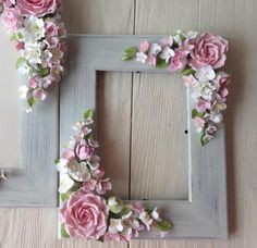 Mother's Day gifts ideas worth every single penny - Missmv.com Flower Picture Frames, Flower Pictures, Flower Frame, Flower Mirror, Baby Pictures, Flower Window, White Ranunculus, Pink Hydrangea, Paper Flower Backdrop
