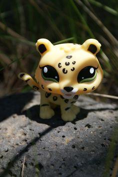 littlest pet shop leopard