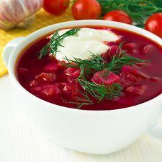 Recette: Bortsch Classique - Circulaire en ligne Valeur Nutritive, Calories, Caprese Salad, Cooking, Fortune, Food, Tasty Food Recipes, Food Styling, Side Dishes