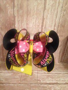 School Hair Bows, Hairstyles For School, Flip Flops, Sandals, Shoes, Women, Fashion, Slide Sandals, Moda
