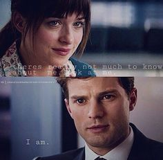 possibly the best moment in the trailer! Fifty Shades of Grey Movie