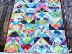 Simply Pieced: The Gift of a Quilt