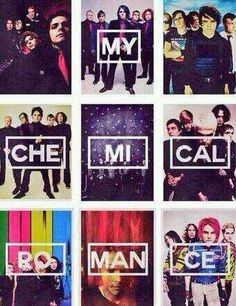 Unpopular Opinions On:My Chemical Romance! Ok My Only Opinion On Them Is AMAZING!I LOVE THEM A LOT.THEY HAVE VERY GOOD SONGS.I LOVE EVERY SONG AND ALBUM THEY'VE PUT OUT. I was sad to hear they broke up but Since they're putting out a Greatest Hits album I'm very excited to see what songs they put out. Summary of this:I LOVE THEM.