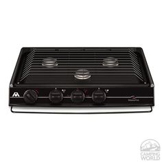 Wedgewood Vision Slide-In 3-Burner Cook Tops - Piezo Ignition $260ish