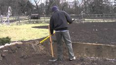How to Build Hugelkultur Raised Beds Video
