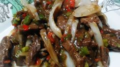 How to cook Pinoy Style Beef Pepper Stir Fry