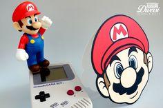 Super Mario Card - Biglietto di auguri a forma del leggendario Super Mario Bros. Ideale per accompagnare regali a tema o per tutti gli amanti del genere! http://www.misshobby.com/it/oggetti/biglietto-di-auguri-super-mario-bros