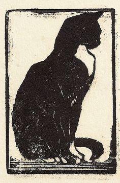 Mabel Royds  Cat  20th century