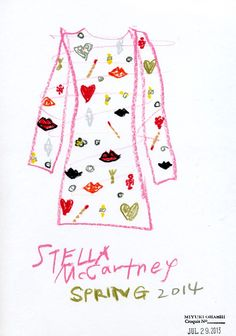 Stella McCartney: SPRING 2014