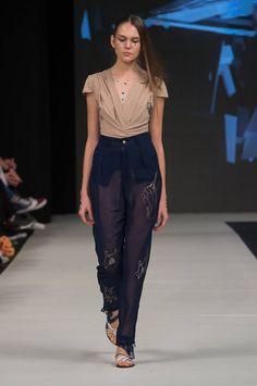 FashionPhilosophy Fashion Week Poland - 13th Edition! Polish fashion designerand MSKPU graduate BAJER OLA BOLA unveiled her new womenswear and menswear collection.