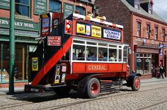 Beamish bus