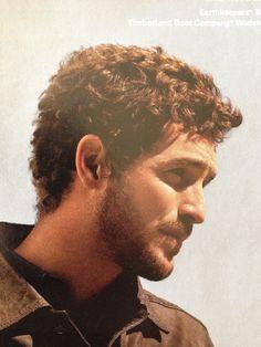 Men's curly hair, mens wavy hair, mens hairstyles 2013